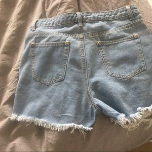 Pretty little thing shorts